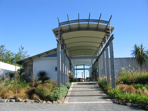 Ransom Wines - The Winery Building
