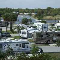 Lakeside RV Campground (full service hook-ups)