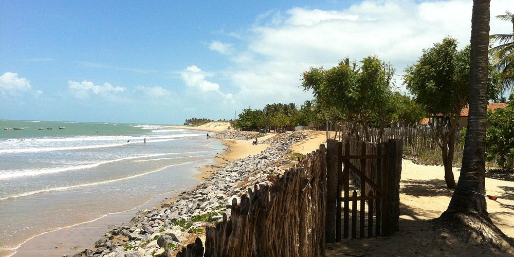 Vista da Praia de Moitas