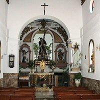 Iglesia San Sebastian, Mijas Pueblo