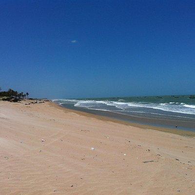 Vista para o Mar - Praia Almofala