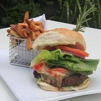 Signature-Grass Fed Cheeseburger