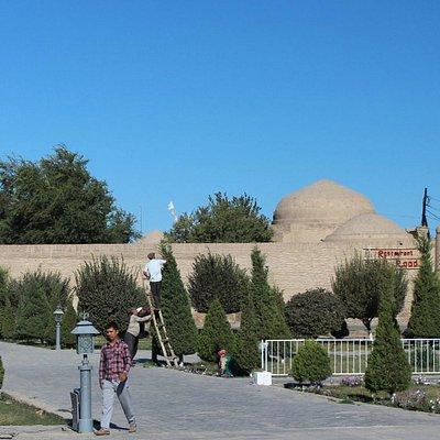 Khiva: Bikajan Bika Madrasah
