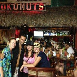 kokonuts isla mujeres mexico