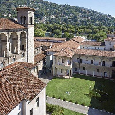 Il monastero di San Salvatore - Santa Giulia (Metà VIII secolo d.C.)