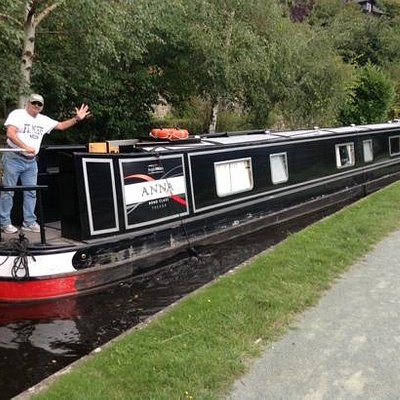 On the Llangollen Canal