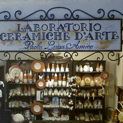 Laboratorio/Esposizione (Atelier/Showroom)