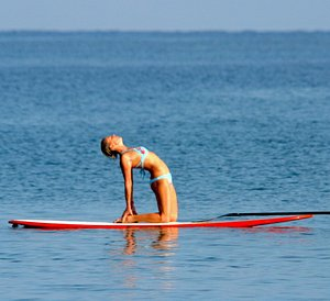 Yoga 4 SUP