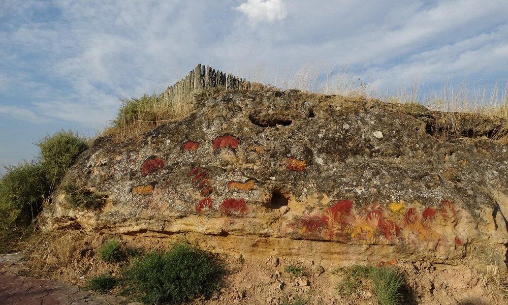 Rupestres paleolíticas