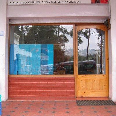 shop exterior