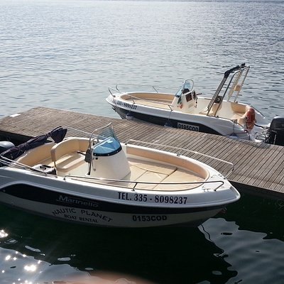 2 of the Nautic Planet boats