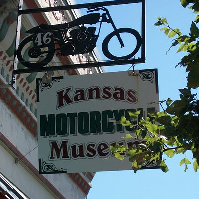 Welcome to the Kansas Motorcycle Museum
