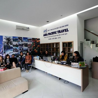 Asia Pacific Travel office in Hanoi
