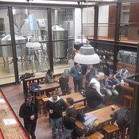 Bar de la Fábrica Antares
