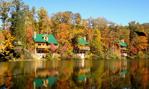 Breaks Interstate Park. The park, located on the Virginia/Kentucky border, is one of only two In