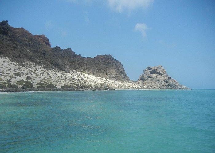 Amazing shore