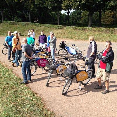 lipzi tours Radtour in Leipzig