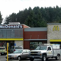 McDonalds, Lincoln City, north end