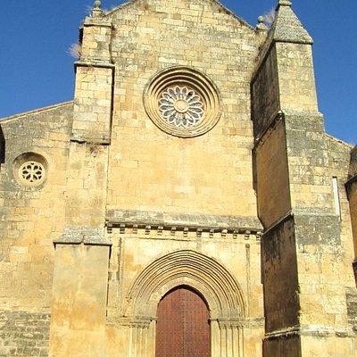 Santa Marina de Aguas Santas Church