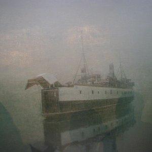 Ulrik Møller - maleri
