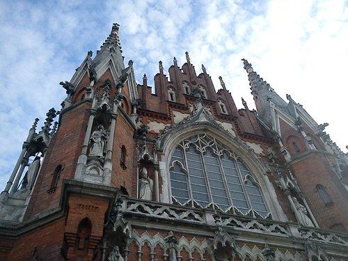 Facade of St. Joseph Church