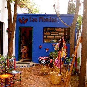 Las Manitas Storefront