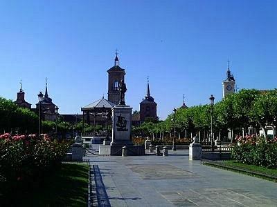 La torrecitas de la plaza Cervantes