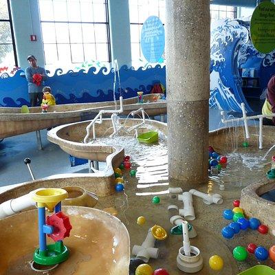 Water fun room