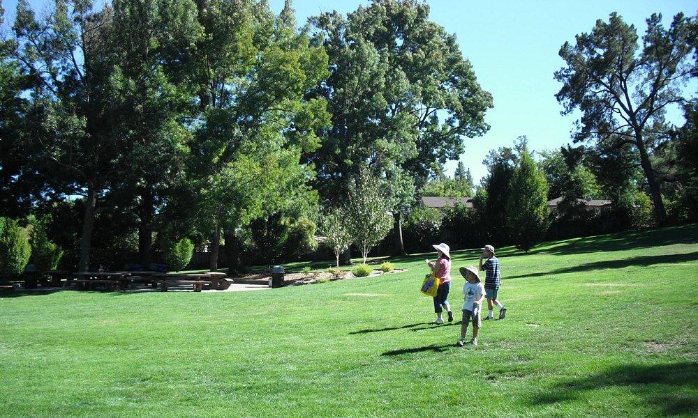 Larkey Park - Geocaching