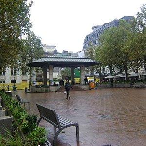 Plaza de Armas, Ciudad de Luxemburgo, Luxemburgo.