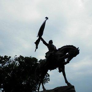 Gen. John Logan Memorial