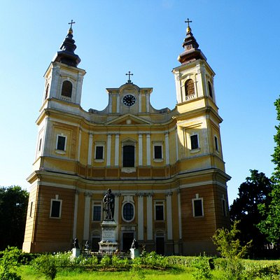 The Roman-Catholic Cathedral of Oradea