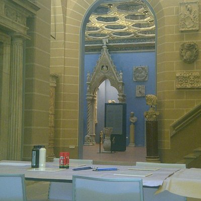 The perfect space to Understand A museum.. that is BLUE???