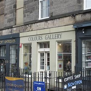 Excellent Gallery in the heart of the New Town