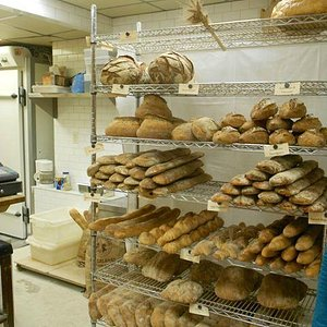 The highlight of the tour for me- such beautiful bread, and I would never find this place on my