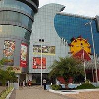Colors Mall - facade,2
