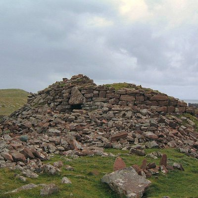 The Ruins of Clachtoll Broch