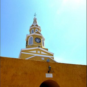 The Torre del Reloj - meeting point for the free walking tours