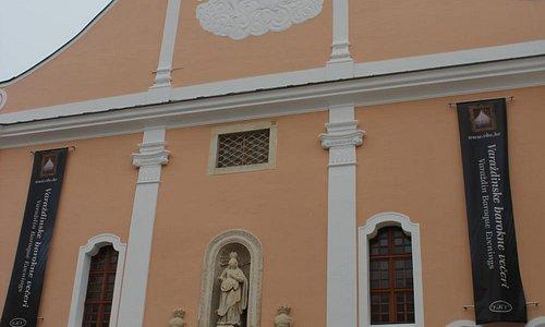 catedral de varazdin