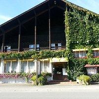 le restaurant Chalet Bel'Air à 39330 MOUCHARD (jura)