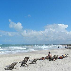 Praia de Baía Formosa