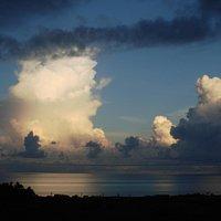 變幻的雲朵