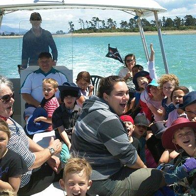Haulashore school trip