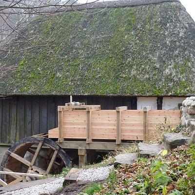 Ørnbjerg Mølle - nyrestaureret i 2012