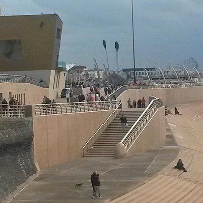 Blackpool New Central Promenade