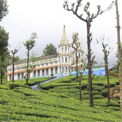 Annai Velankanni Church - Karamalai - Valparai