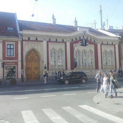 Zavicajni muzej Zemun.