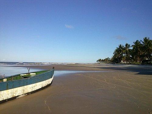 Praia do Jairi, Litoral sul de Ilhéus - BA