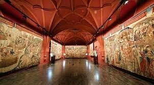 Sala de tapices