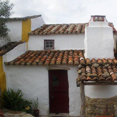 casa tipica da aldeia